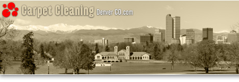 Denver carpet cleaning Colorado